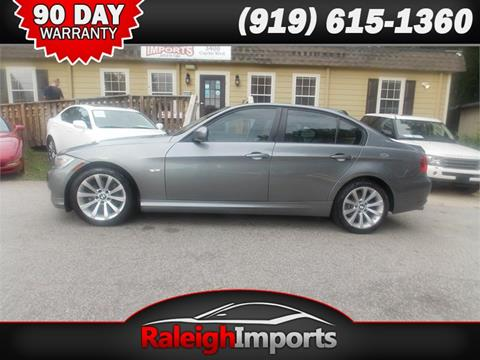 2011 BMW 3 Series for sale at Raleigh Imports in Raleigh NC