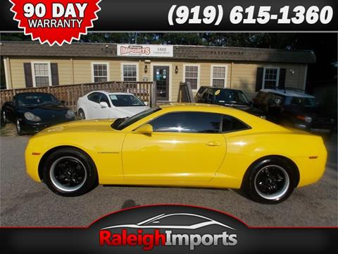 2011 Chevrolet Camaro for sale in Raleigh, NC