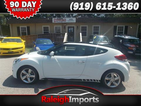 2013 Hyundai Veloster for sale in Raleigh, NC