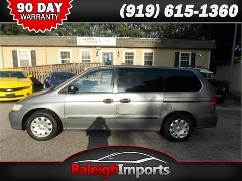 1999 Honda Odyssey for sale in Raleigh, NC