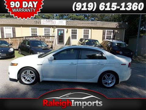 2008 Acura TL for sale at Raleigh Imports in Raleigh NC