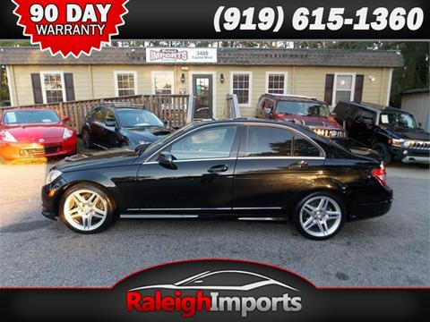 2010 Mercedes-Benz C-Class for sale in Raleigh, NC