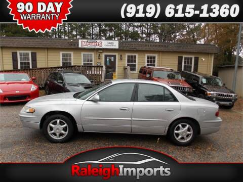 2001 Buick Regal for sale at Raleigh Imports in Raleigh NC