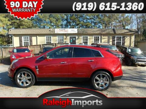 2010 Cadillac SRX for sale at Raleigh Imports in Raleigh NC