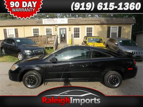 2010 Chevrolet Cobalt for sale at Raleigh Imports in Raleigh NC