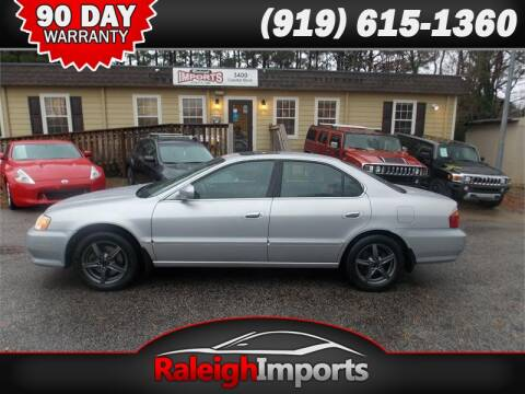 2000 Acura TL for sale at Raleigh Imports in Raleigh NC