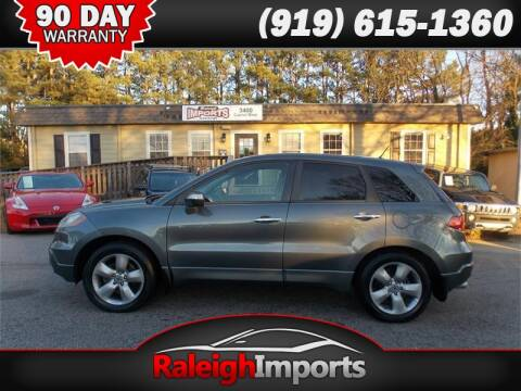 2008 Acura RDX for sale at Raleigh Imports in Raleigh NC