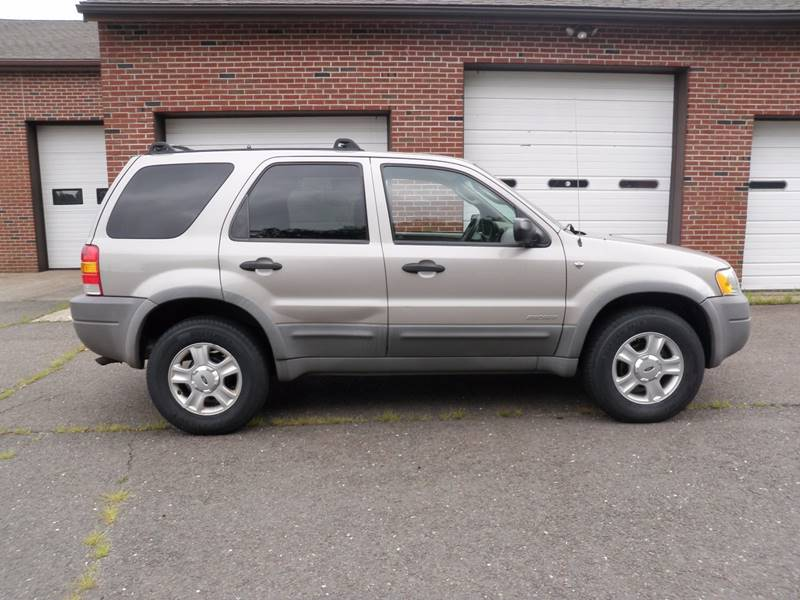 2001 Ford Escape for sale at Wolcott Auto Exchange in Wolcott CT