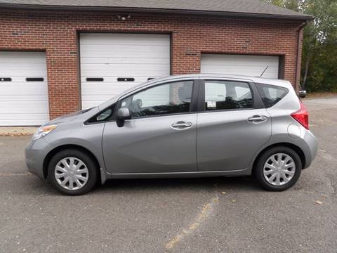 2014 Nissan Versa Note for sale in Wolcott, CT