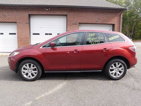 2008 Mazda CX-7 for sale in Wolcott, CT