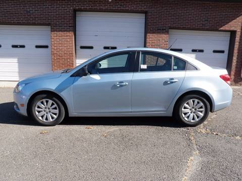 2011 Chevrolet Cruze for sale in Wolcott, CT
