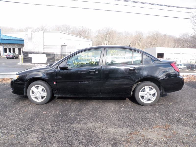 2006 Saturn Ion for sale at Wolcott Auto Exchange in Wolcott CT