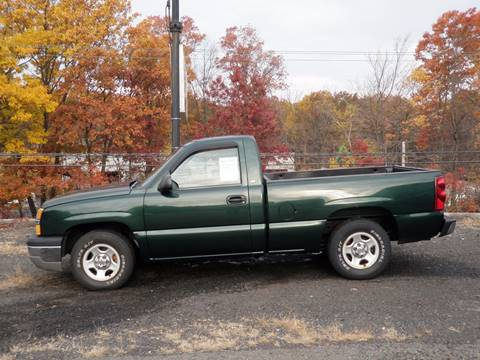 2003 Chevrolet Silverado 1500