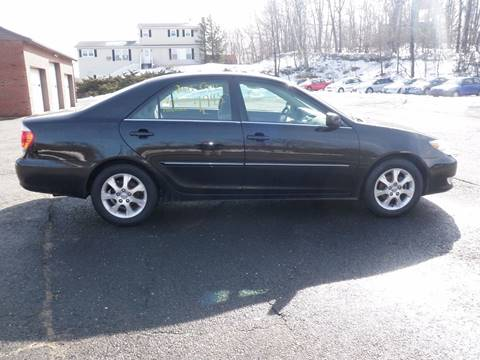 2005 Toyota Camry for sale at Wolcott Auto Exchange in Wolcott CT