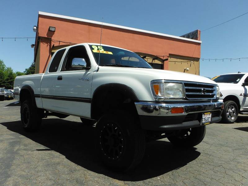 1995 Toyota T100 2dr SR5 4WD Extended Cab SB In Citrus ...