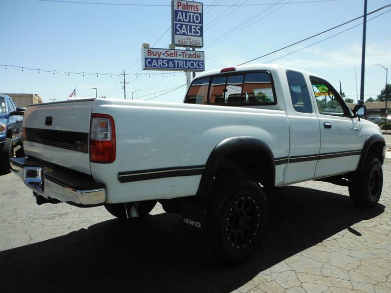 1995 Toyota T100 2dr Sr5 4wd Extended Cab Sb In Citrus