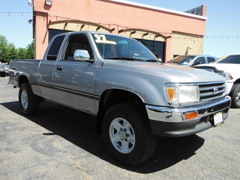 1997 Toyota T100 for sale in Citrus Heights, CA