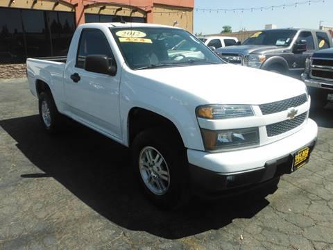 2012 Chevrolet Colorado for sale in Citrus Heights, CA