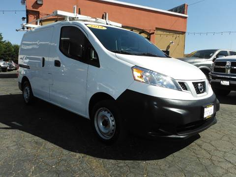 2014 Nissan NV200 for sale in Citrus Heights, CA