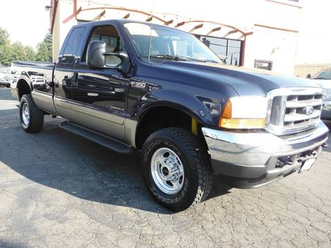 2001 Ford F-350 Super Duty for sale in Citrus Heights, CA