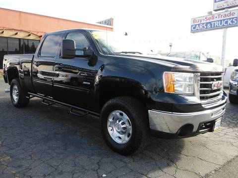 2009 GMC Sierra 2500HD for sale in Citrus Heights, CA