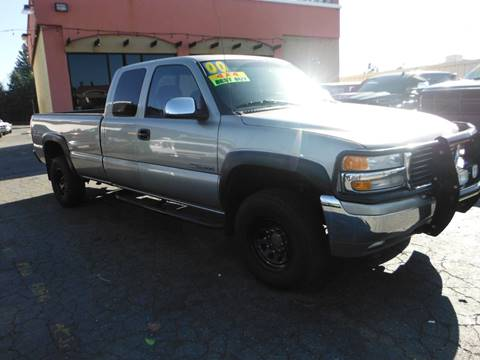 2000 GMC Sierra 2500 for sale in Citrus Heights, CA