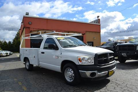 2007 Dodge Ram Chassis 2500 for sale in Citrus Heights, CA