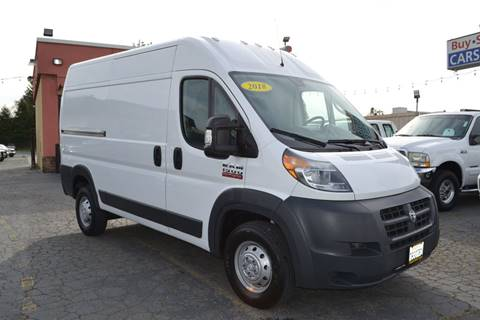 59bcec0986 2018 RAM ProMaster Cargo for sale in Citrus Heights