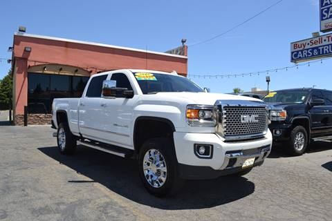 2016 GMC Sierra 2500HD for sale in Citrus Heights, CA