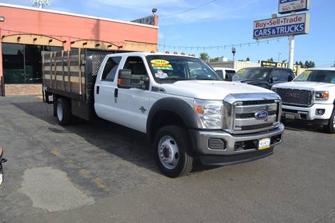 2016 Ford F-550 Super Duty for sale in Citrus Heights, CA