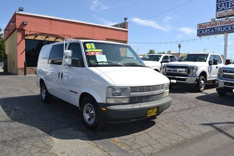 2001 Chevrolet Astro Cargo for sale in Citrus Heights, CA