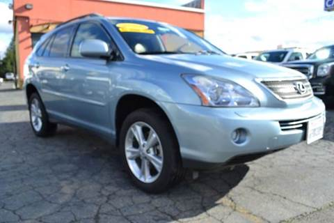 2008 Lexus RX 400h for sale in Citrus Heights, CA