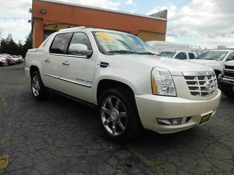 2008 Cadillac Escalade EXT for sale in Citrus Heights, CA