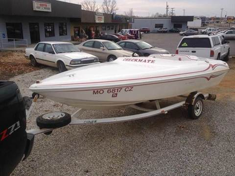 1994 CHECKMATE FUNJET for sale at Camdenton Motors & Marine in Camdenton MO