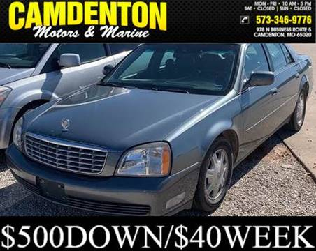 2005 Cadillac DeVille for sale in Camdenton, MO