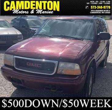 2000 GMC Envoy for sale in Camdenton, MO