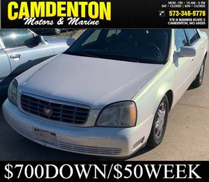 2004 Cadillac DeVille for sale in Camdenton, MO