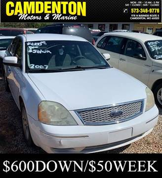 2007 Ford Five Hundred for sale in Camdenton, MO
