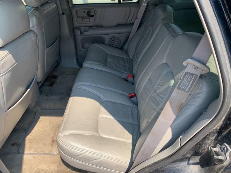 1997 Oldsmobile Bravada AWD 4dr SUV - Camdenton MO