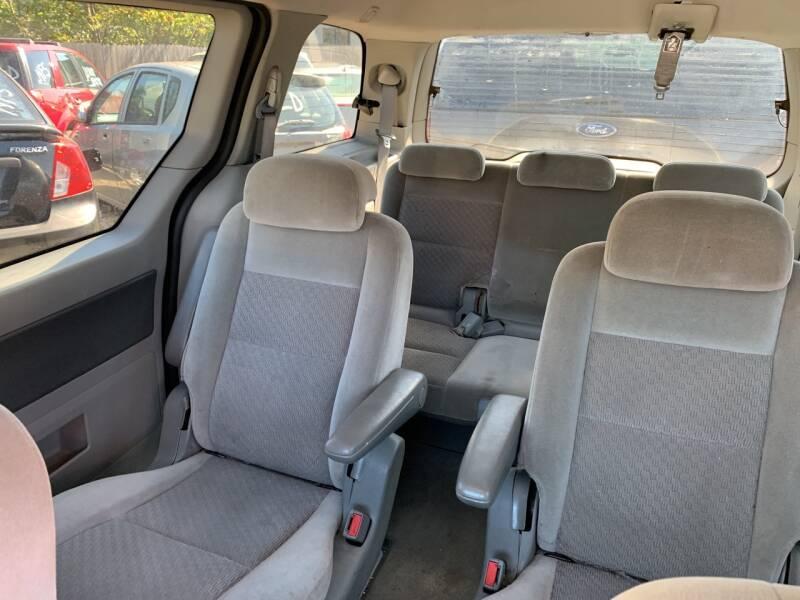 2004 Ford Freestar SEL 4dr Mini-Van - Camdenton MO