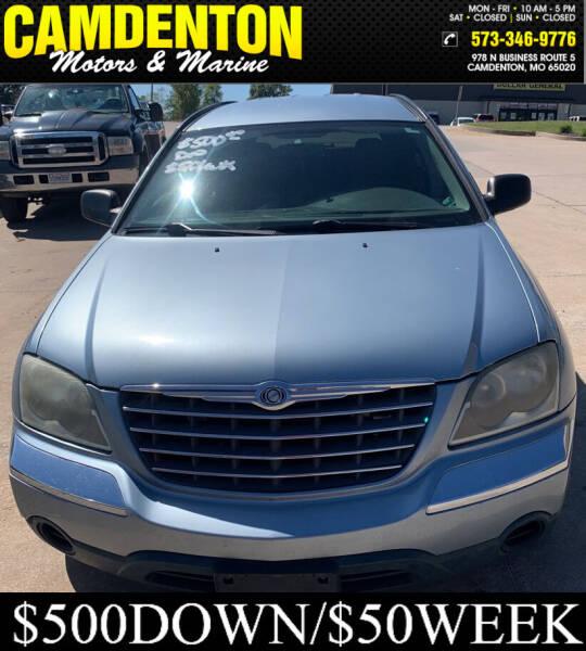 2006 Chrysler Pacifica Touring 4dr Wagon - Camdenton MO