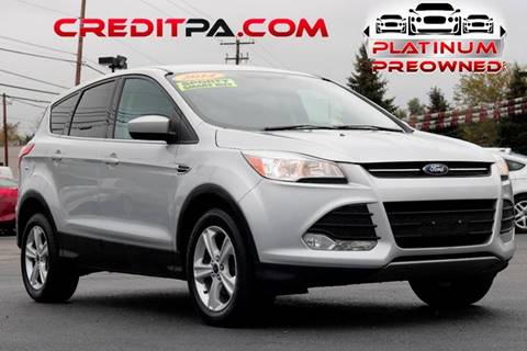 2014 Ford Escape for sale in Carlisle, PA