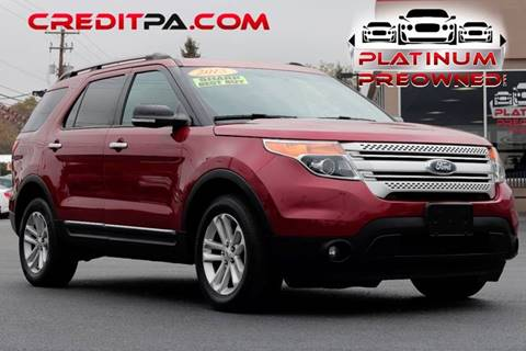 2015 Ford Explorer for sale in Carlisle, PA
