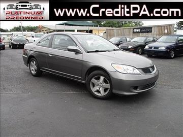 2005 Honda Civic for sale in Carlisle, PA