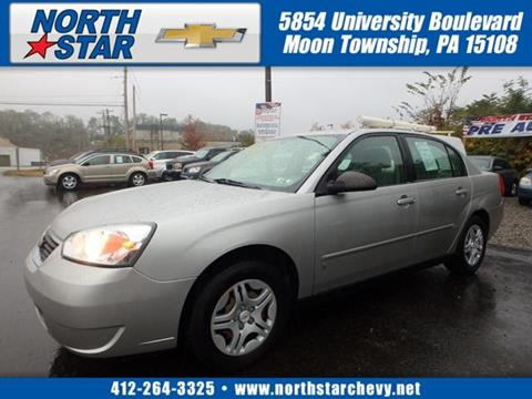 2007 Chevrolet Malibu for sale in Moon Township, PA