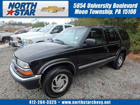 2000 Chevrolet Blazer for sale in Moon Township, PA