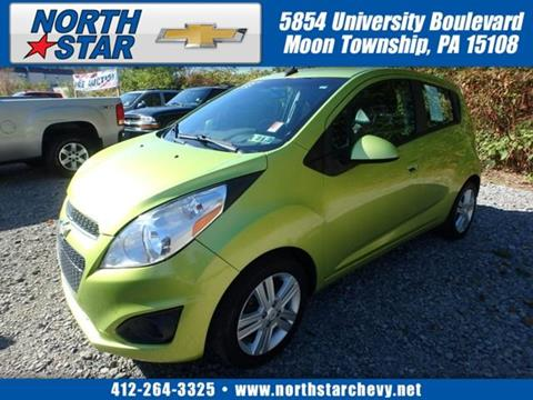 2013 Chevrolet Spark for sale in Moon Township, PA