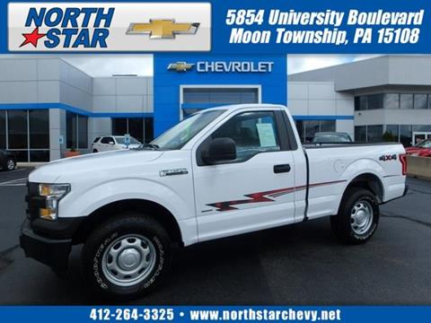 2015 Ford F-150 for sale in Moon Township, PA