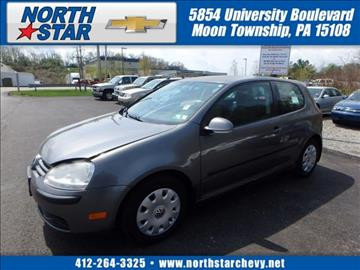 2007 Volkswagen Rabbit for sale in Moon Township, PA