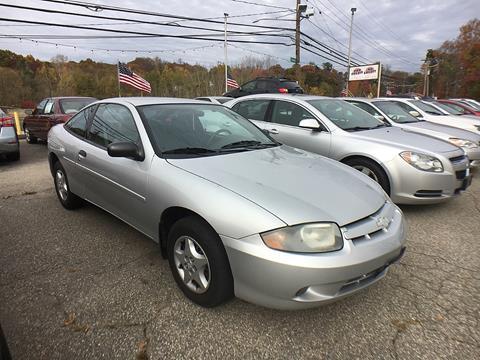 2003 Chevrolet Cavalier for sale in Waterbury, CT